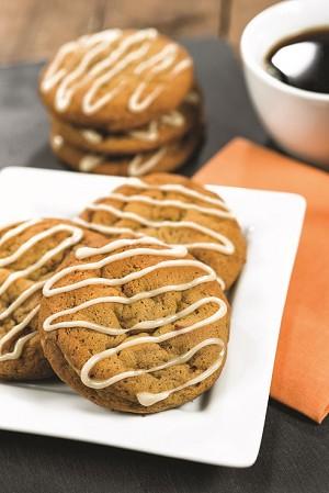 Pumpkin Cookiebon