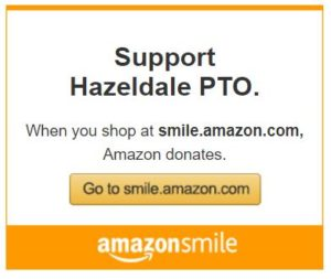 Support Hazeldale with AmazonSmile!
