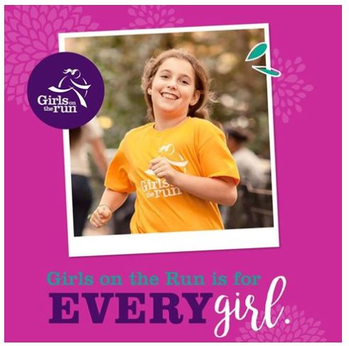 Girls on the Run is for every girl.