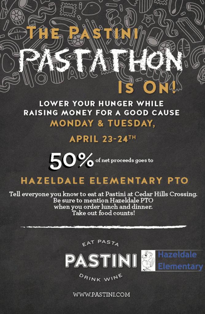 Pastini Flyer